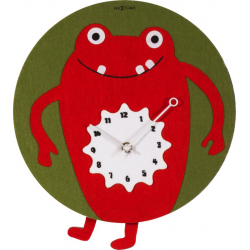 Zegar ścienny Redrique 30 cm - NEXTIME