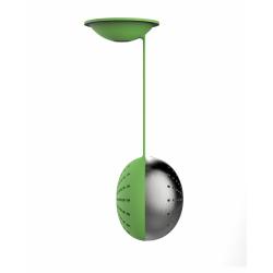 Zaparzacz do herbaty Magnetic Tea-Ball, zielony - MAGISSO