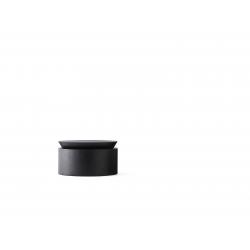 Pojemnik niski Wooden Bowl czarny - MENU