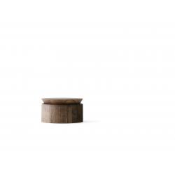 Pojemnik niski Wooden Bowl brązowy - MENU