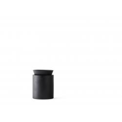 Pojemnik wysoki Wooden Bowl czarny - MENU