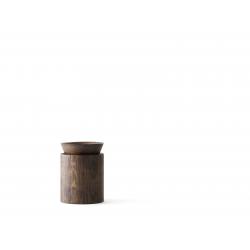 Pojemnik wysoki Wooden Bowl brązowy - MENU