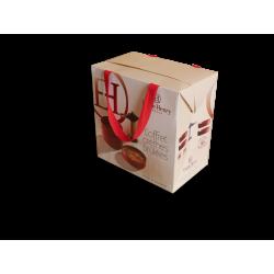 Zestaw do creme brulee (4 ramekiny + palnik) - Emile Henry