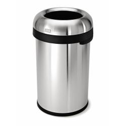 Kosz na śmieci 80L BULLET OPEN - Simplehuman