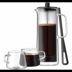 Zaparzacz do kawy Coffee Time + dwie filiżanki gratis - WMF
