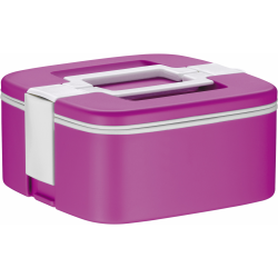 Pojemnik na lunch FoodBox, fioletowy - ALFI