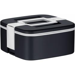 Pojemnik na lunch FoodBox, czarny - ALFI