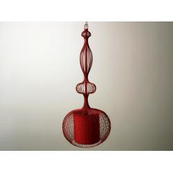 Lampa wisząca EMPRESS 24x59cm, AZ01588 - SCHEMA