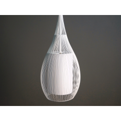 Lampa wisząca EMPEROR 20x92cm, AZ01593 - SCHEMA