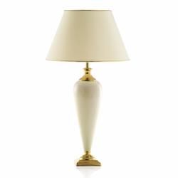 Lampa stołowa TRIANON kość słoniowa 40x73cm, 4075 - ENVY