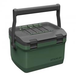 Pojemnik termiczny lunch cooler Adventure, zielony, 6,6 l - STANLEY