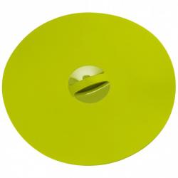 Uniwersalna hermetyczna pokrywa silikonowa, 29 cm, zielona - WMF