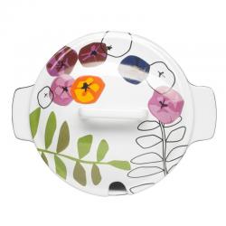 Season — waza ceramiczna z pokrywką 3,0 l - SAGAFORM