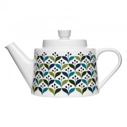 Retro — dzbanek do parzenia herbaty, ceramika, 1,5 l - SAGAFORM