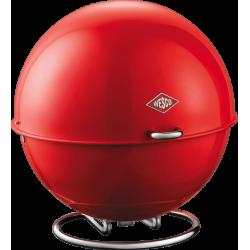Pojemnik na pieczywo SuperBall, czerwony - WESCO