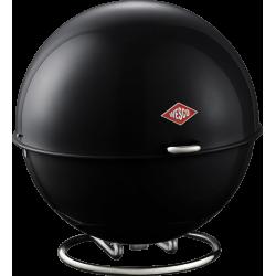 Pojemnik na pieczywo SuperBall, czarny - WESCO