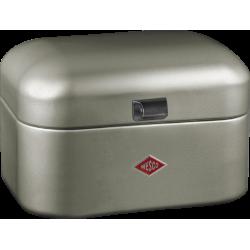 Pojemnik na pieczywo Single Grandy, srebrny - WESCO
