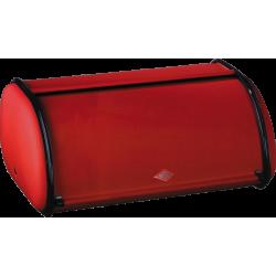 Duży pojemnik na pieczywo Bread Box, czerwony - WESCO