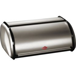 Duży pojemnik na pieczywo Bread Box, srebrny - WESCO