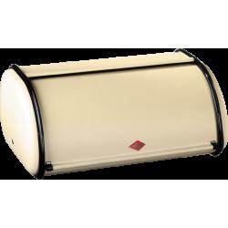 Duży pojemnik na pieczywo Bread Box, kremowy - WESCO