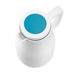Termos Evo-Dewar 1l, biało-niebieski - PO: Selected