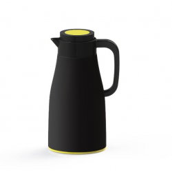 Termos Evo-Dewar 1l, czarno-żółty - PO: Selected