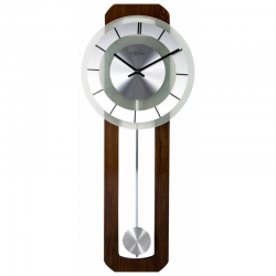 Zegar ścienny z wahadłem Retro Pendulum, 80 cm - NEXTIME