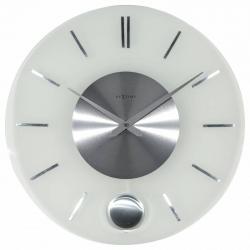 Zegar ścienny Stripe Pendulum, 40 cm - NEXTIME