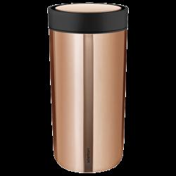 Kubek termiczny TO GO CLICK 0,34 l copper (miedziany) - STELTON