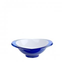 Salaterka Glamour 1,5l, niebieska - BUGATTI