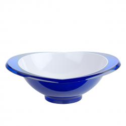 Salaterka Glamour 2,5l, niebieska - BUGATTI