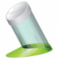 Blok na noże Glamour, zielony - BUGATTI