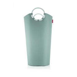 Kosz na pranie Looplaundry, szary 72x40x60 cm - REISENTHEL