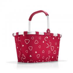 Koszyk carrybag hearts - Reisenthel