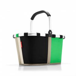 Koszyk carrybag patchwork green - Reisenthel