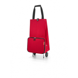 Wózek na zakupy foldabletrolley red - Reisenthel