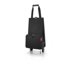 Wózek na zakupy foldabletrolley  black - Reisenthel