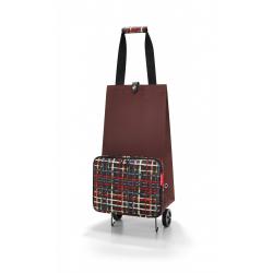 Wózek na zakupy foldabletrolley wool - Reisenthel