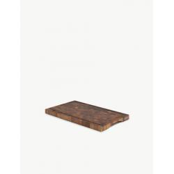 Deska do krojenia 24 x 40 cm, tek - SKAGERAK