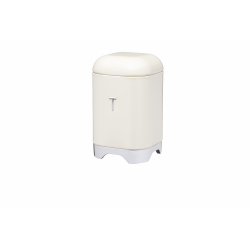 Pojemnik na herbatę LOVELLO - kremowy - Kitchen Craft