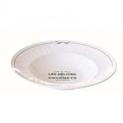 Talerz porcelanowy 30 cm, 846 DEGO - Nuova R2S