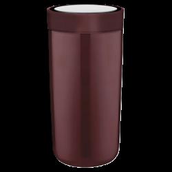 Kubek termiczny TO GO CLICK 0,34 l burgund - STELTON