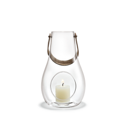 Latarnia na świecę Design With Light 24,8 cm - HOLMEGAARD