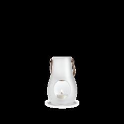 Latarnia na świecę Design With Light 16 cm, matowa - HOLMEGAARD