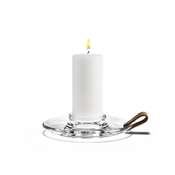 Świecznik Design With Light, 17 cm - HOLMEGAARD