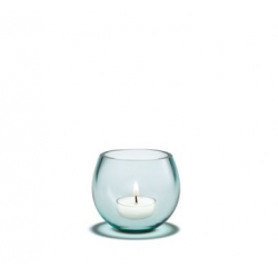 Świecznik Cocoon Aquamarine - HOLMEGAARD
