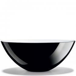 Misa Cocoon czarna, 30 cm - HOLMEGAARD
