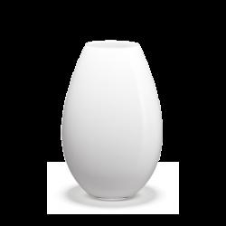 Wazon Cocoon biały, 26 cm - HOLMEGAARD