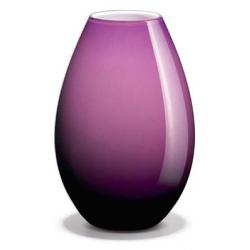 Wazon Cocoon purpurowy, 20,5 cm - HOLMEGAARD