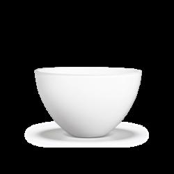 Misa Cocoon biała, 15 cm - HOLMEGAARD